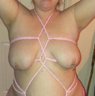 Good booby bondage com