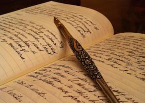 writeing